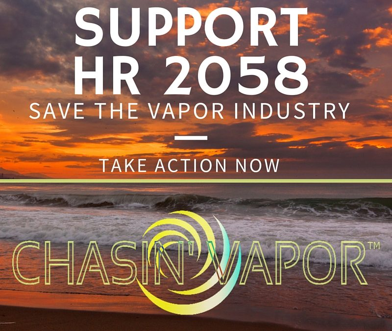 US – Take action to change to the predicate date for vapor products newly deemed as tobacco by the FDA