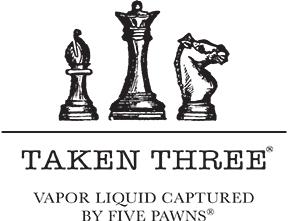Taken Three/ Five Pawns